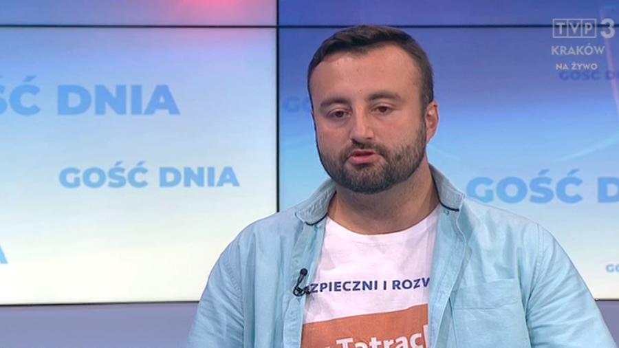 Jan Cięciak wywiad w TVP z dnia 21 września 2018